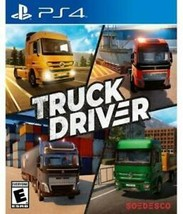 Truck Driver (PlayStation 4) - $77.25