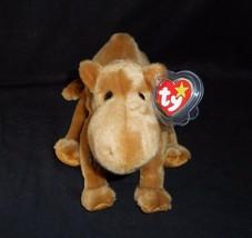 Vintage Ty 1998 Humphrey The Camel B EAN Ie Buddies Stuffed Animal Plush Toy Tag - $11.30
