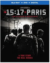 15:17 To Paris [Blu-ray+DVD+Digital, 2018]