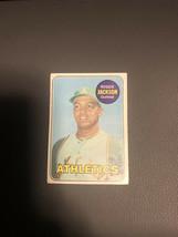1969 Topps Reggie Jackson Rookie #260 - $296.99