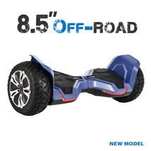 "Blue 8.5"" Off Road All Terrain Bluetooth Hoverboard Two Wheel Balance Sc... - $329.00"