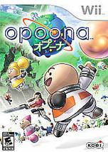 Opoona (Nintendo Wii, 2008) - $49.50