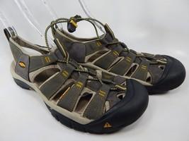 Keen Newport H2 Taille 12 M (D) Eu 46 Homme Sport Sandales Gris 1008399