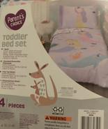 """""""Mermaids"""" Parent's Choice 4-Piece Toddler Bedding Set - $33.84"""