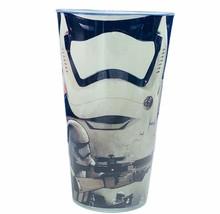 Star Wars drinking glass mug cup Kylo Ren stormtrooper disney clone troo... - $16.35