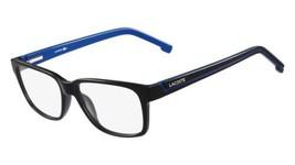 5a2e628dc7 Authentic Lacoste Eyeglasses L2692 002 Black Blue Frames 54MM RX-ABLE -  £75.71 GBP