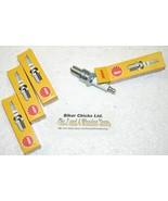 YAMAHA 84-85 YT60 Tri-Zinger NGK Spark Plugs (4) BP6HS YT 60 - $22.65