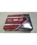 Wilson Staff  Fifty Elite Golf Balls,  Pack of 12 White - $14.20