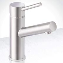 Miseno MNO102BN 1 Handle Single Hole Bathroom Faucet Less Drain, Brushed... - $60.00