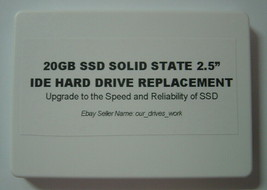 """20GB Fast SSD Replace ST92011A with this 2.5"""" 44PIN IDE SSD Drive ST92011A image 2"""