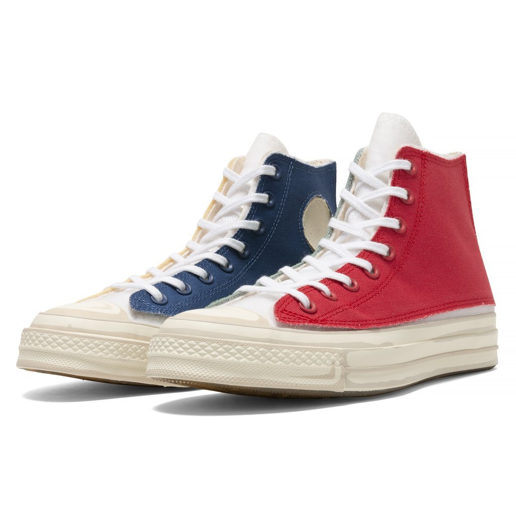 Joshua Vides x Converse Chuck Taylor All Star 1970' Hi (White) Men 8-12