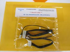 "Samsung 40"" UN40MU6290F BN94-12640X Main Board Cable [CN1601] to Keypad ... - $12.00"