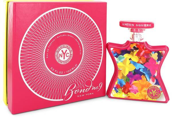 Bond No.9 Andy Warhol Union Square Perfume 1.7 Oz Eau De Parfum Spray