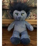 Build A Bear Workshop Blue Vampire Limited Edition 2017 Plush Stuffed An... - $39.59
