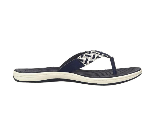 Sperry Women's Seabrook Swell Flat Sandal 6 M