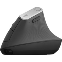 Logitech MX Vertical Advanced Ergonomic Mouse - Optical - Cable/Wireless... - $113.60
