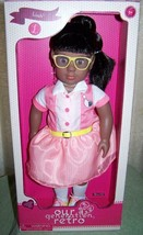 """Our Generation Liah 18"""" AA Retro Doll New - $36.14"""