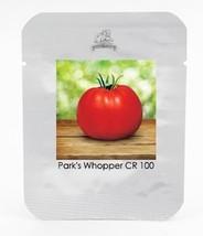 100 Pcs Park's Whopper CR Improved Tomato Seeds, Juicy Fruit Vegetable s... - $8.56