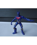 2000 Hasbro Mission Masters DC Comics Deluxe Batman Beyond Action Figure - $9.49