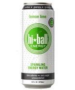 Hi Ball Sparkling Energy Water, Lemon Lime, 16 Ounce (Pack of 12) - $44.09