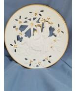 Lenox Fine Porcelain Christmas Collector Plate - 1995 Flight Into Egypt  - $19.75