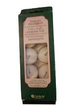 Vintage 1999 Candlelite Multi-purpose Set Of 9 White Tea Light Candles N... - $5.00