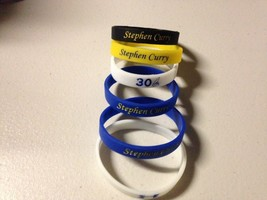 Stephen Curry Wristband 4 pcs - $5.00