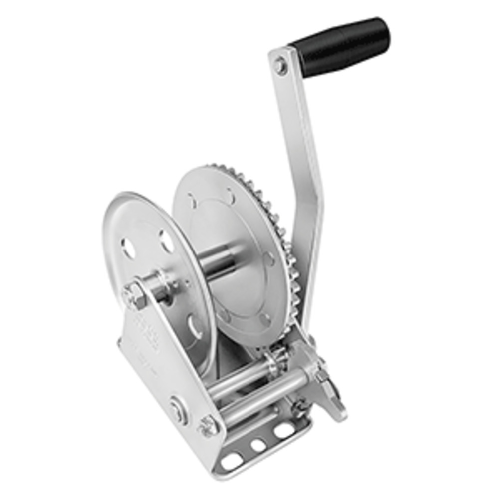 Primary image for Fulton 1100lb Single Speed Winch - Strap Not Included
