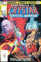 The Saga of Crystar Vol 1 #1 (Crystal Warrior) [Comic] [Jan 01, 1983] Ma... - $3.99