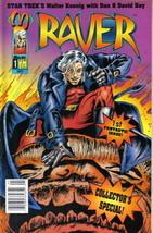 Star Trek's Walter Koenig Raver Comic Book #1, Malibu NEAR MINT - $2.99