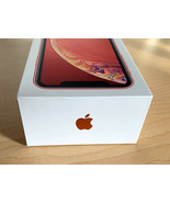 Apple iPhone XR Retail Box • MT342LL/A Coral 64G • EMPTY BOX ONLY / No D... - $9.90