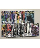 Lot of 35 Detective Comics (1937 1st Series) from #670-971 FN-VF Very Fine - $89.10