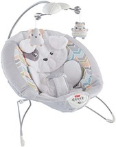 Fisher-Price Deluxe Bouncer: Sweet Dreams Snugapuppy - $76.44