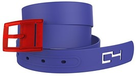 Blue Belt and Red Buckle. Great for Superman or Similar Halloween or Cos... - $28.38