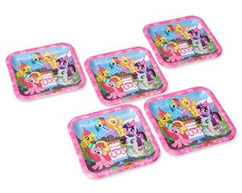 American Greetings My Square Little Pony Party Supplies, Disposable Pape... - $22.27