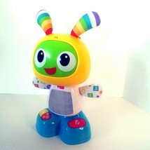 Fisher-Price Bright Beat Robot BeatBo Educational Music Dance Numbers AB... - $14.47
