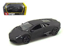 Lamborghini Reventon Grey 1/24 Diecast Model Car by Bburago - $34.30