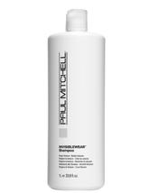John Paul Mitchell Systems Invisiblewear - Shampoo,  33.8oz