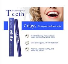 Original Bright White Teeth Whitening Dental Pen Oral Care 2.5 ml x 10 pcs - $36.96