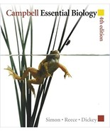 Campbell Essential Biology (4th Edition) - $29.99