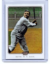 BABE RUTH - NEW YORK YANKEES - TOPPS 206 - CARD #185 - $1.95
