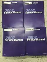 2007 Hummer H3 H 3 Service Repair Shop Manual Workshop Set FACTORY Brand... - $494.99
