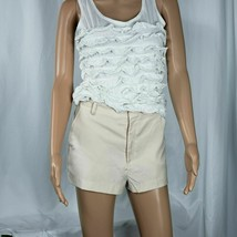 H&M Shorts Women's Beige Size 4 Shorties  - $5.93
