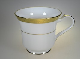 Noritake Chatelaine Gold Cup NEW WITH TAGS Bone China Japan - $12.16