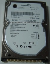 "NEW ST98823A Seagate 80GB IDE 44PIN 2.5"" 9.5MM Hard Drive Free USA Ship"