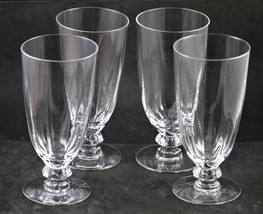 Set of 4, Crystolite, Ice Tea Tumblers, made by A. H. Heisey & Co., 1937-57 - $28.00