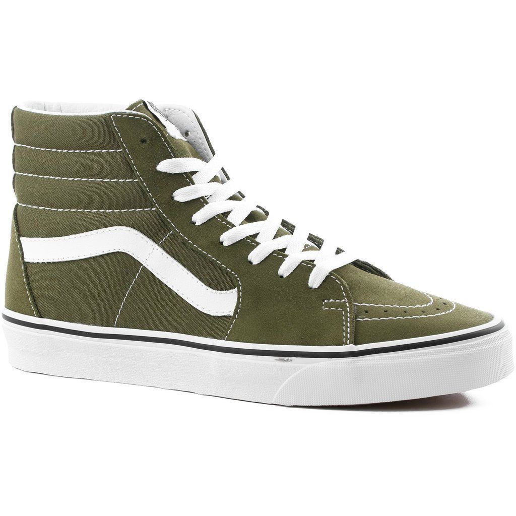 7d38bb580 Vans SK8 Hi Winter Moss True White Skate and 50 similar items. 57
