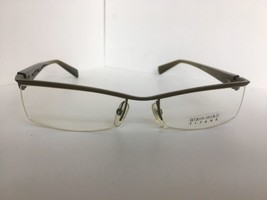 New ALAIN MIKLI A 0523-15 54mm Silver Titanium Men's Eyeglasses Frame - $459.99