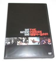 Dave Matthews Band Videos 1994-2001 DVD 2001  - $6.85