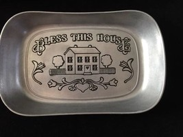 wilton armetale Dish Bless This House - €30,69 EUR